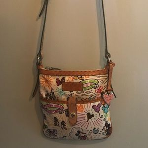 Dooney and Bourke Disney crossbody purse